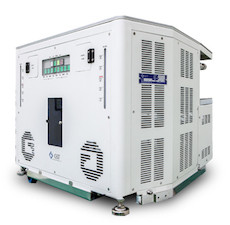 Electric + Heater Exchanger Dual Type Chiller
